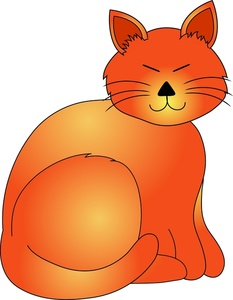Cat Clip Art Images Cat Stock Photos   Clipart Cat Pictures