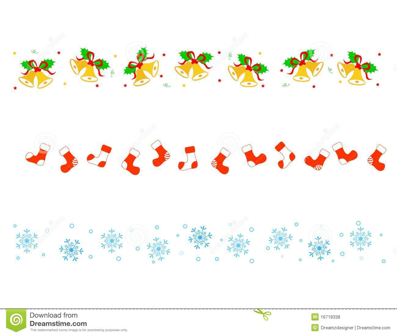Christmas divider clipart suggest
