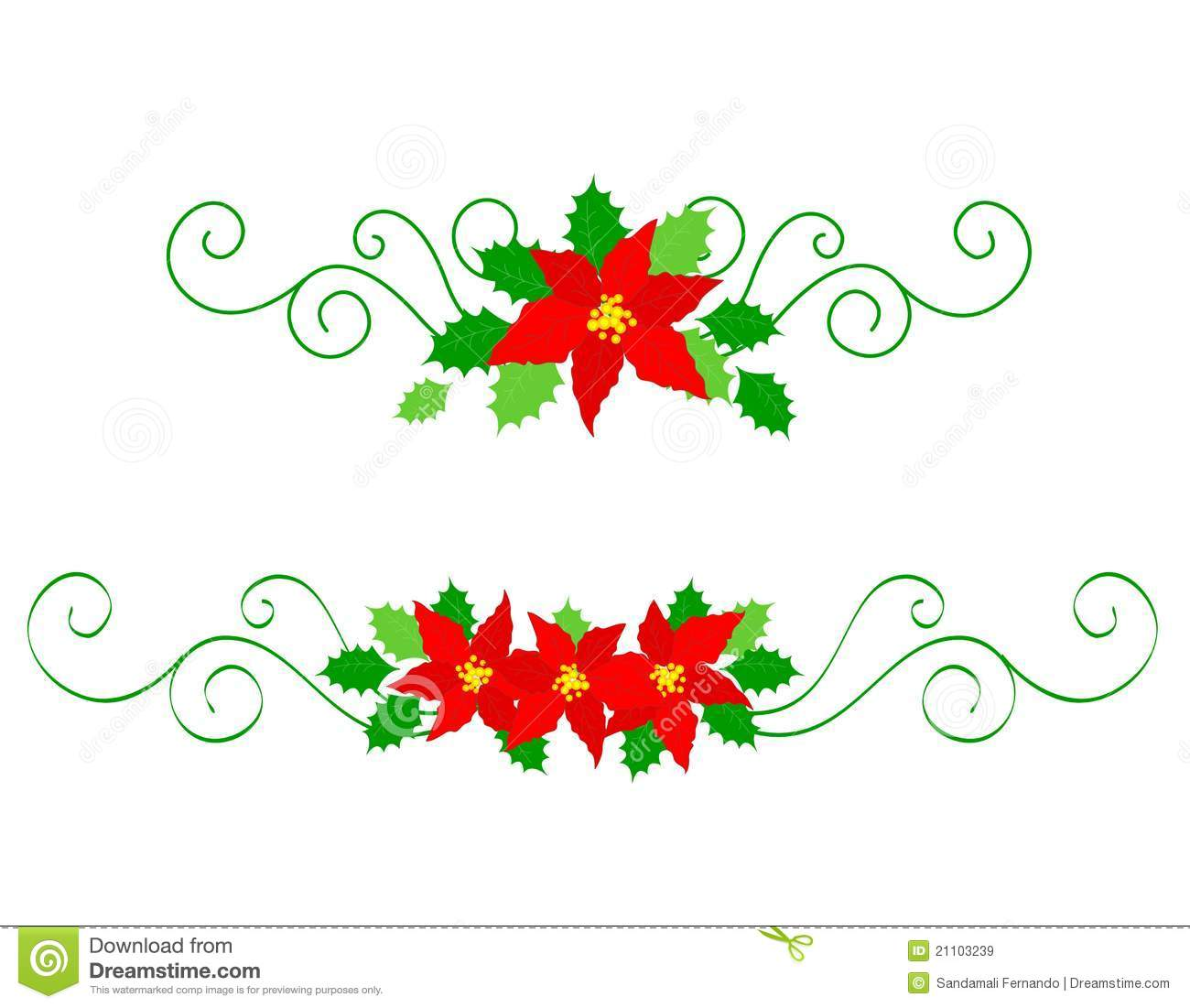 Christmas Clip Art Borders Lines Dividers Car Tuning