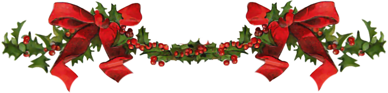 Christmas Divider Clipart - Clipart Suggest