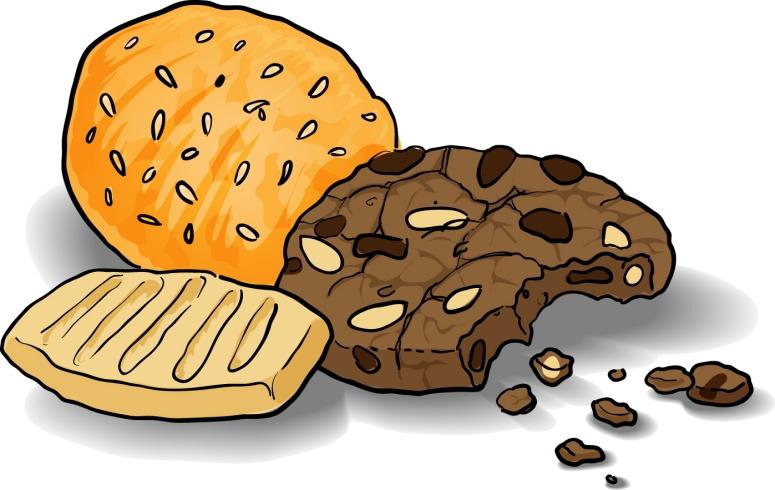Cookie Clipart   Cool Food Photo
