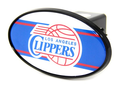 Los Angeles Clippers 2 Nba Trailer Hitch Receiver Cover   Abs Plastic
