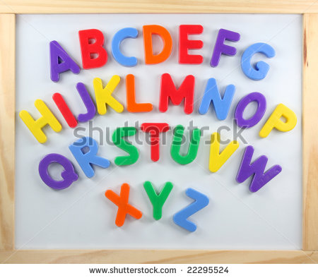 Magnetic Letter Stock Photos Images   Pictures   Shutterstock