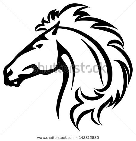 Mustang Horse Stock Photos Illustrations And Vector Art