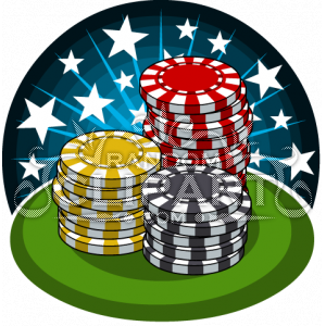 Casino Chips Clipart - Clipart Kid