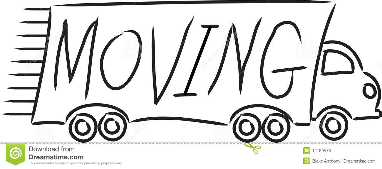 We Re Moving Clipart   Cliparthut   Free Clipart