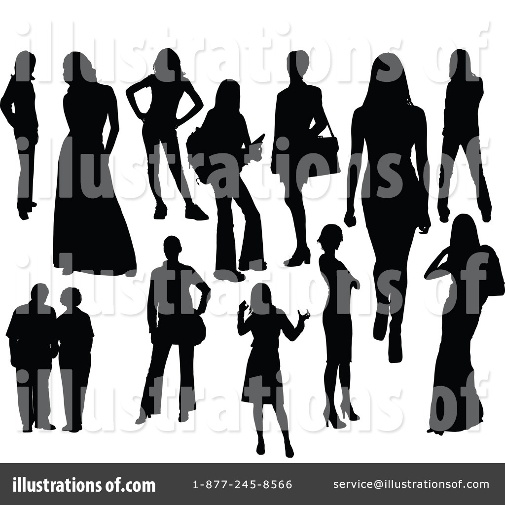 Women Together Clipart Women Clipart Illustration