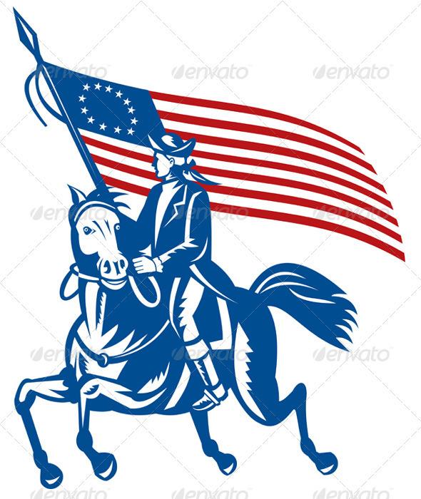 American Revolutionary Symbols
