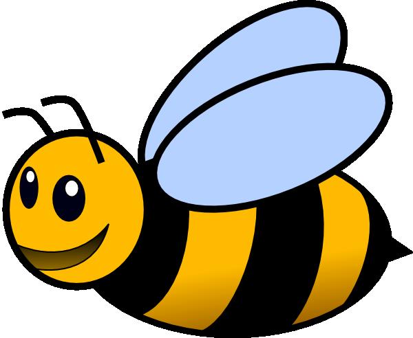 Bee Clip Art At Clker Com   Vector Clip Art Online Royalty Free