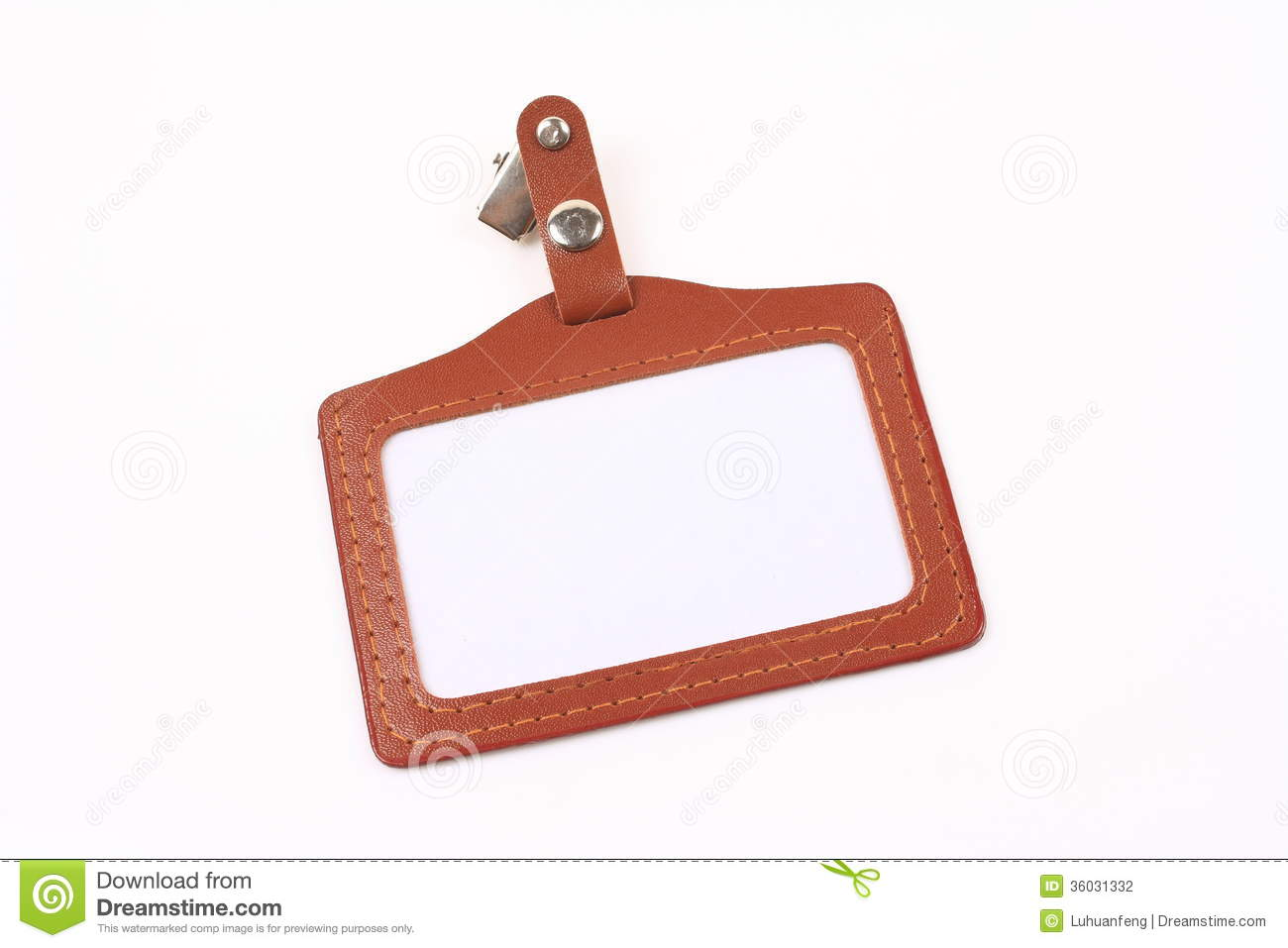 Employee Card Stock Photography   Image  36031332