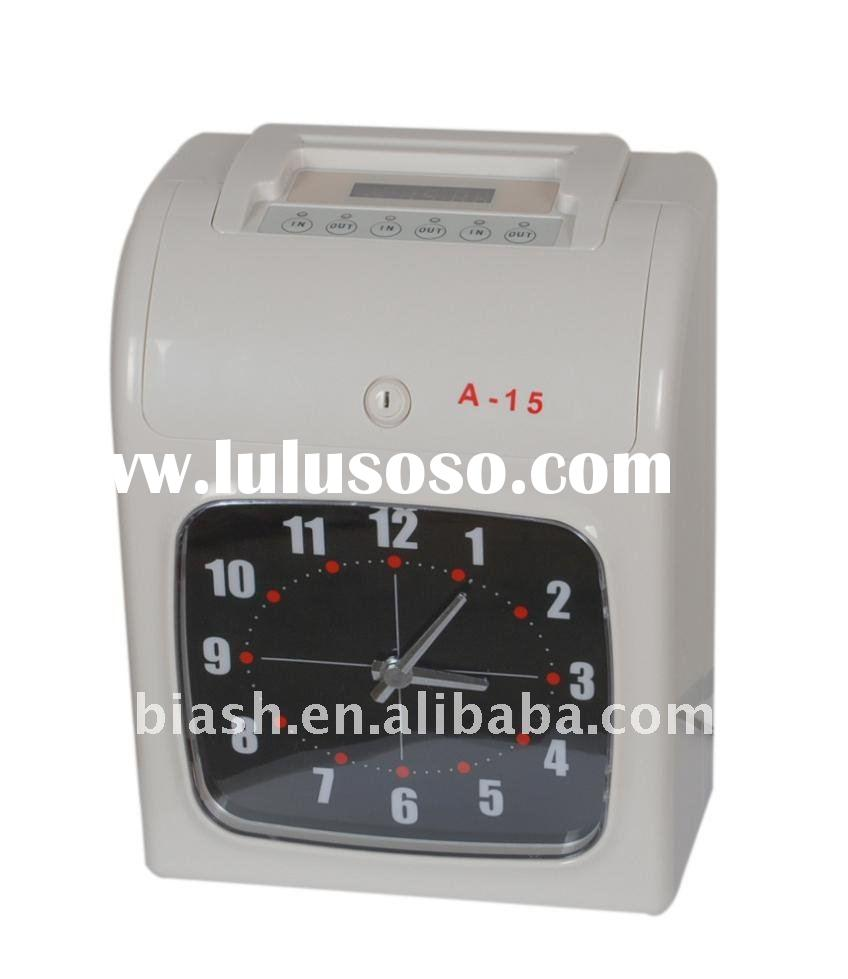 Employee Time Clock Employee Time Recorder