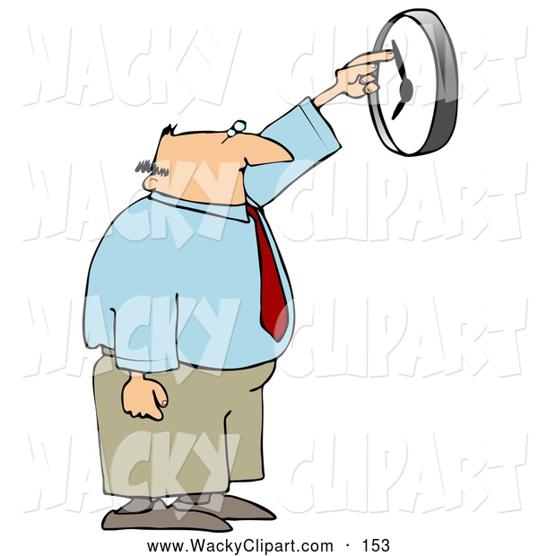 Employees Time Clock Clip Art