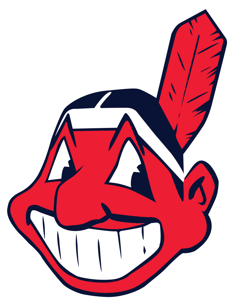 File Cleveland Indians Logo Svg   Wikipedia The Free Encyclopedia