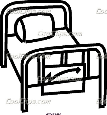 Hospital Clipart Hospital Bed Coolclips Vc041395 Jpg