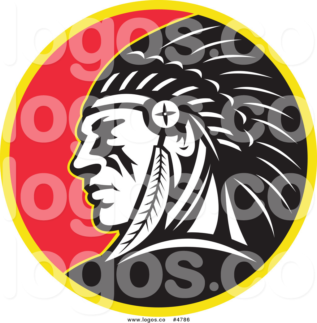 indian logos clipart clipart suggest indian chief logo images indian chief logo on tennis shoe