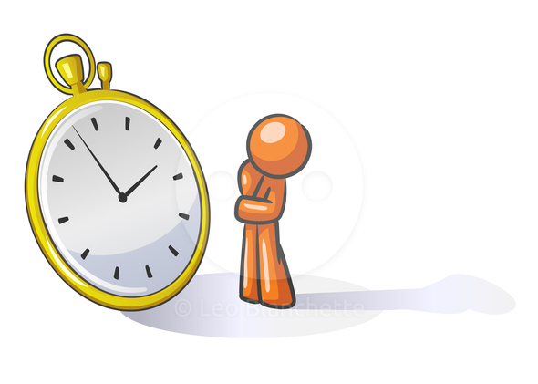 Person waiting clipart cliparthut free clipart