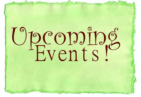 Churches Upcoming Events Clipart - Clipart Kid