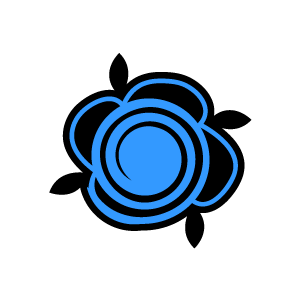 Blue Rose Clipart Flower Pictures Pictures