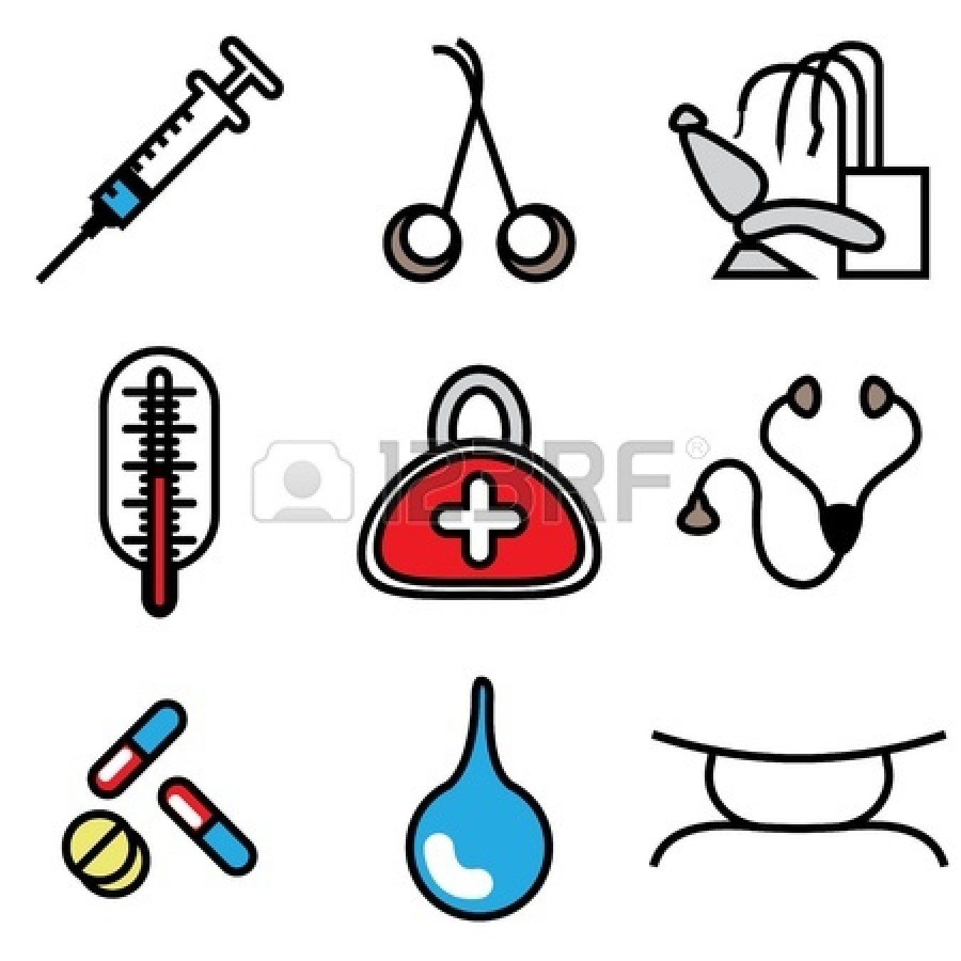 Medical Cartoon Clipart - Clipart Suggest