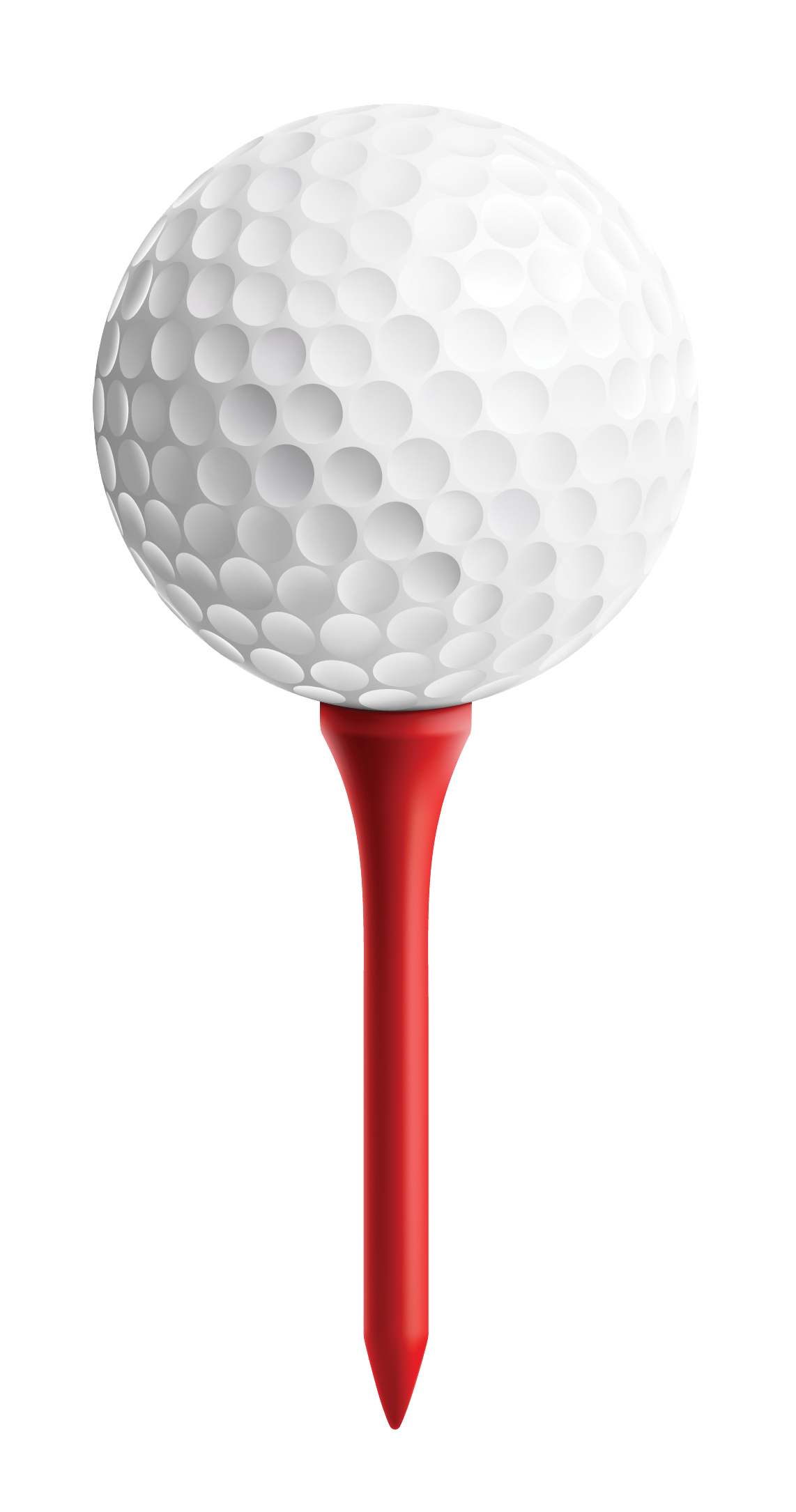 Golf Ball On Tee Clip Art   Clipart Panda   Free Clipart Images