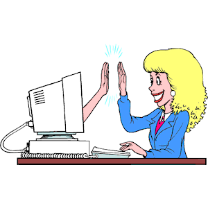 Clip Art High Five Clip Art high five clipart kid cliparts of free download wmf eps