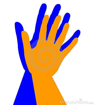 Clip Art High Five Clip Art hand high five clipart kid we won the gym five