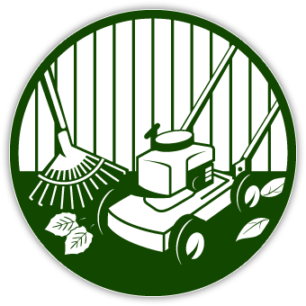 Professional Lawn Care Clip Art