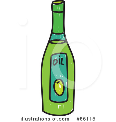 Royalty Free  Rf  Olive Oil Clipart Illustration By Prawny   Stock