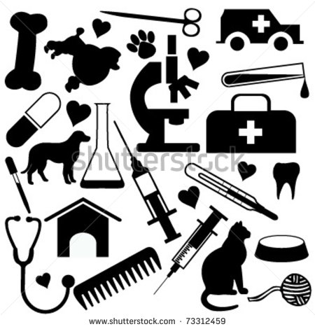 Stethoscope Clip Art Free Vector   4vector