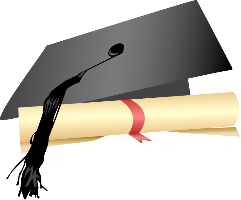 26 High School Graduation Clip Art Free Cliparts That You Can Download