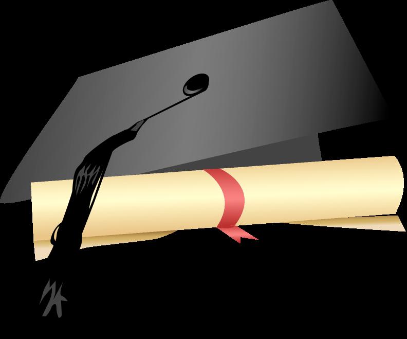 High School Graduation Clip Art