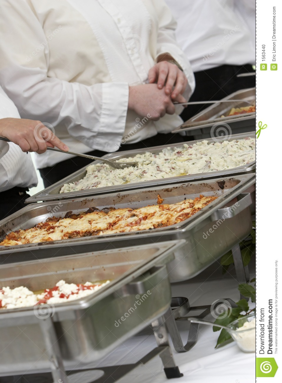 Banquet Food Stock Photo   Image  1563440