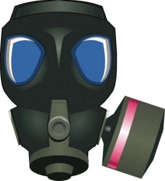 Earth With Gas Mask Clipart Clip Art Pictures To Like Or Share On