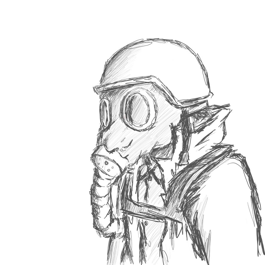 ww1 gas mask clipart clipart suggest