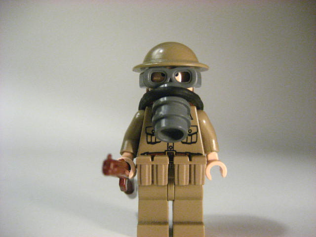 Lego Ww1 Gas Mask    Flickr   Photo Sharing