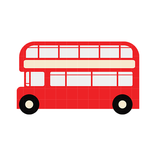 London Bus Clipart   Cliparthut   Free Clipart