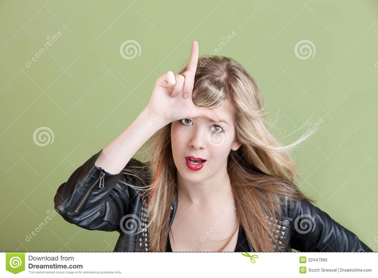 Loser Symbol Royalty Free Stock Photo   Image  22447995
