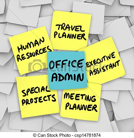 Notes Including Travel And Office Planner Human Resources Executive