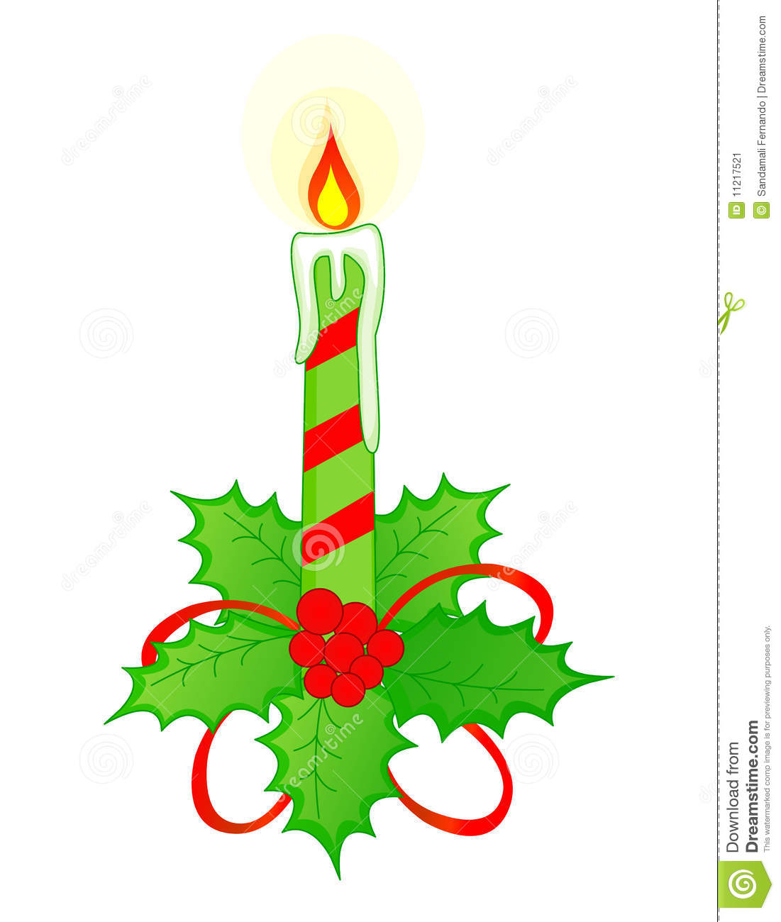Christ Candle Clipart - Clipart Kid