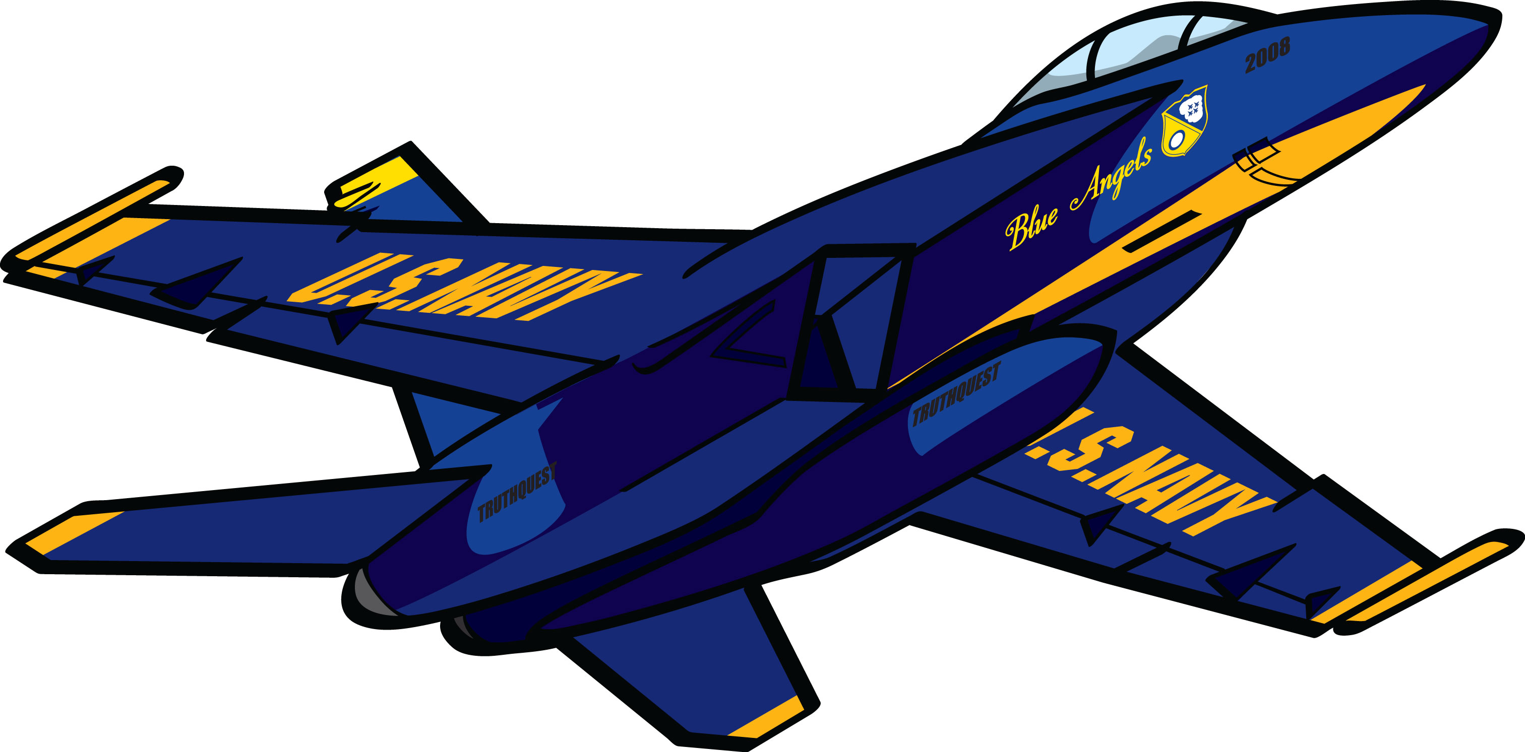 clipart of jet - photo #29