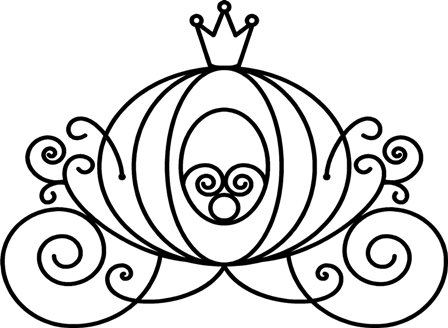 princess carriage silhouette clipart clipart suggest disney cinderella carriage clipart cinderella pumpkin carriage clipart