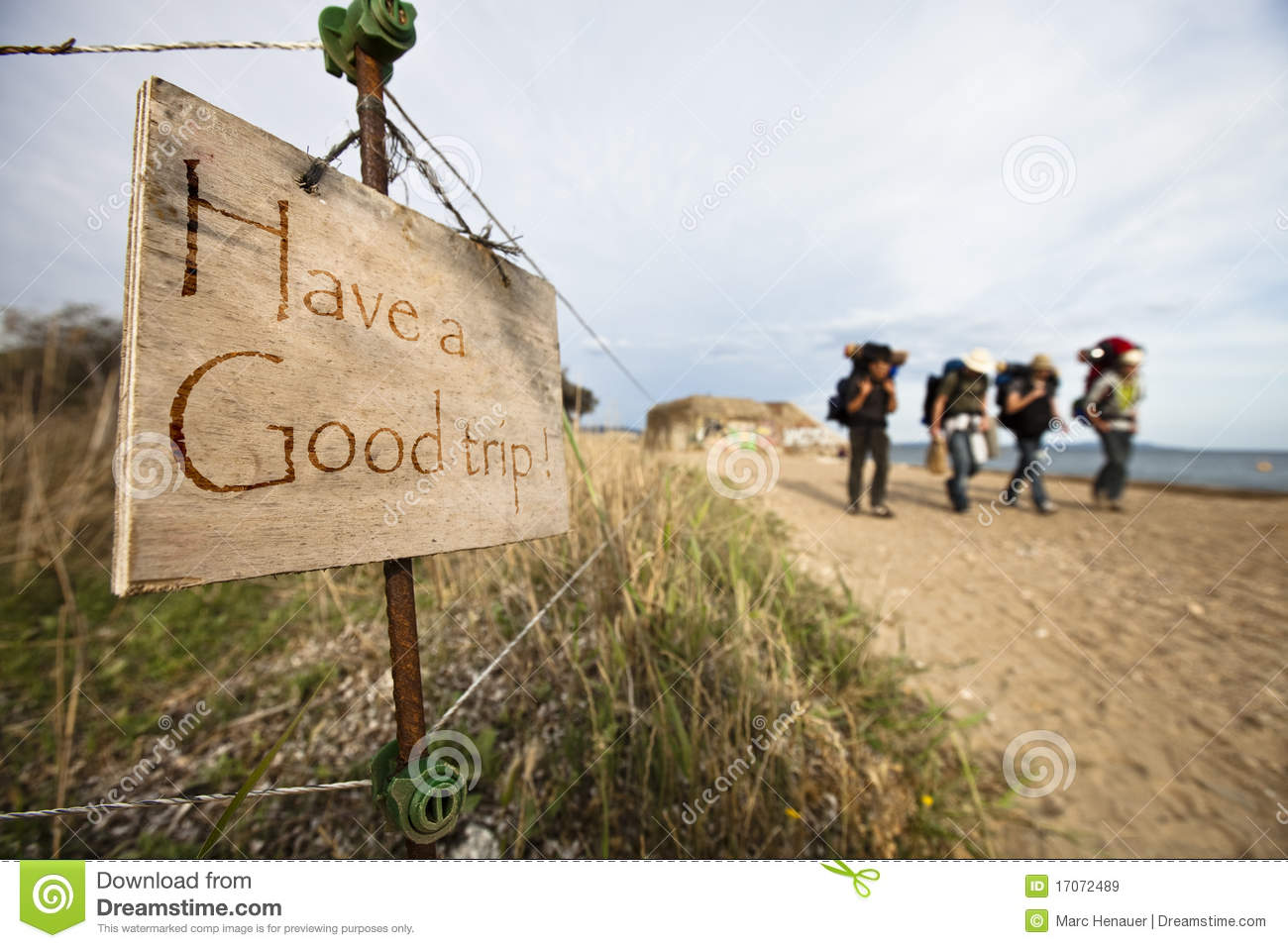 Have A Good Trip Royalty Free Stock Images   Image  17072489