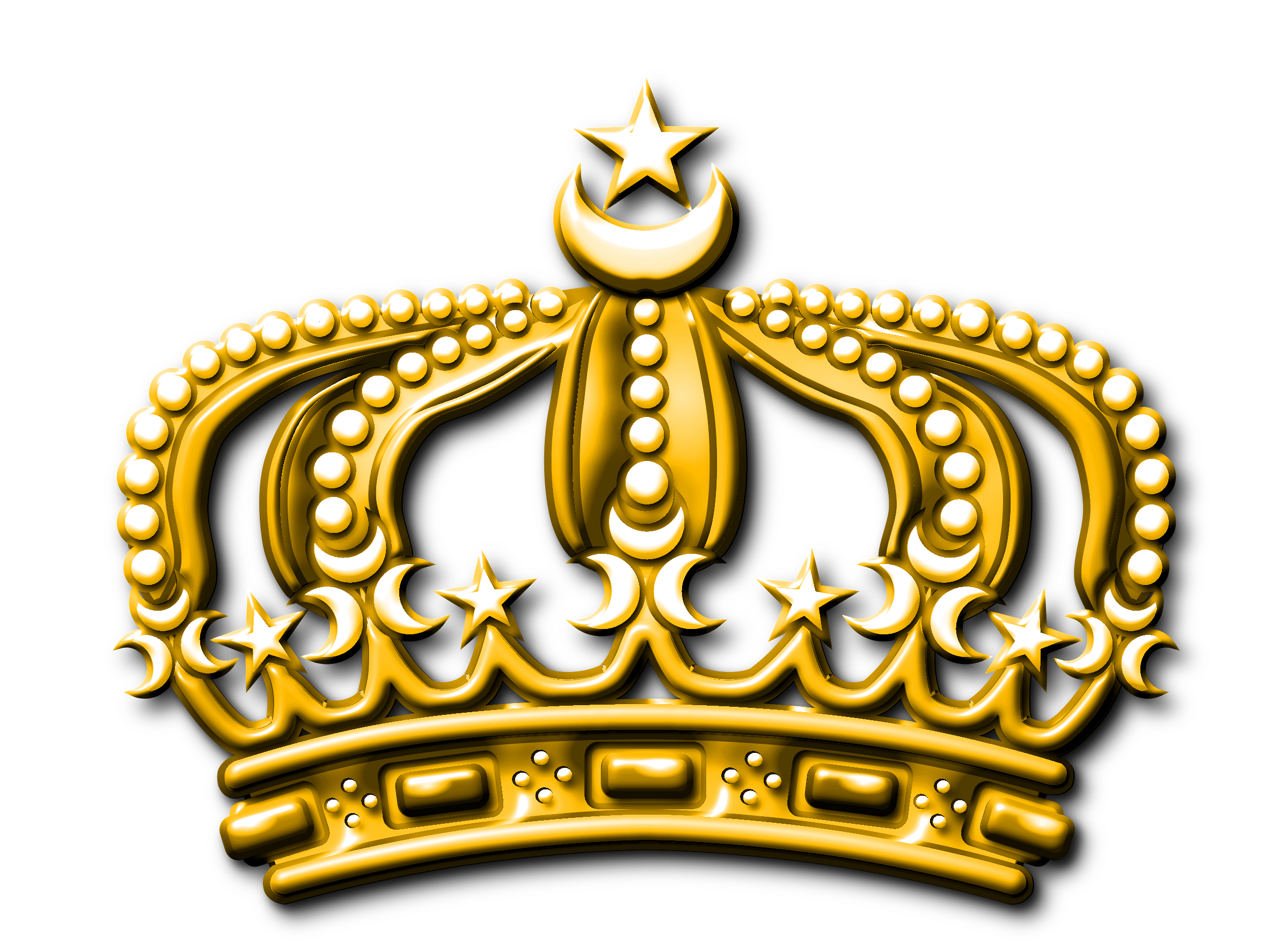 Gold Crown Clipart - Clipart Kid
