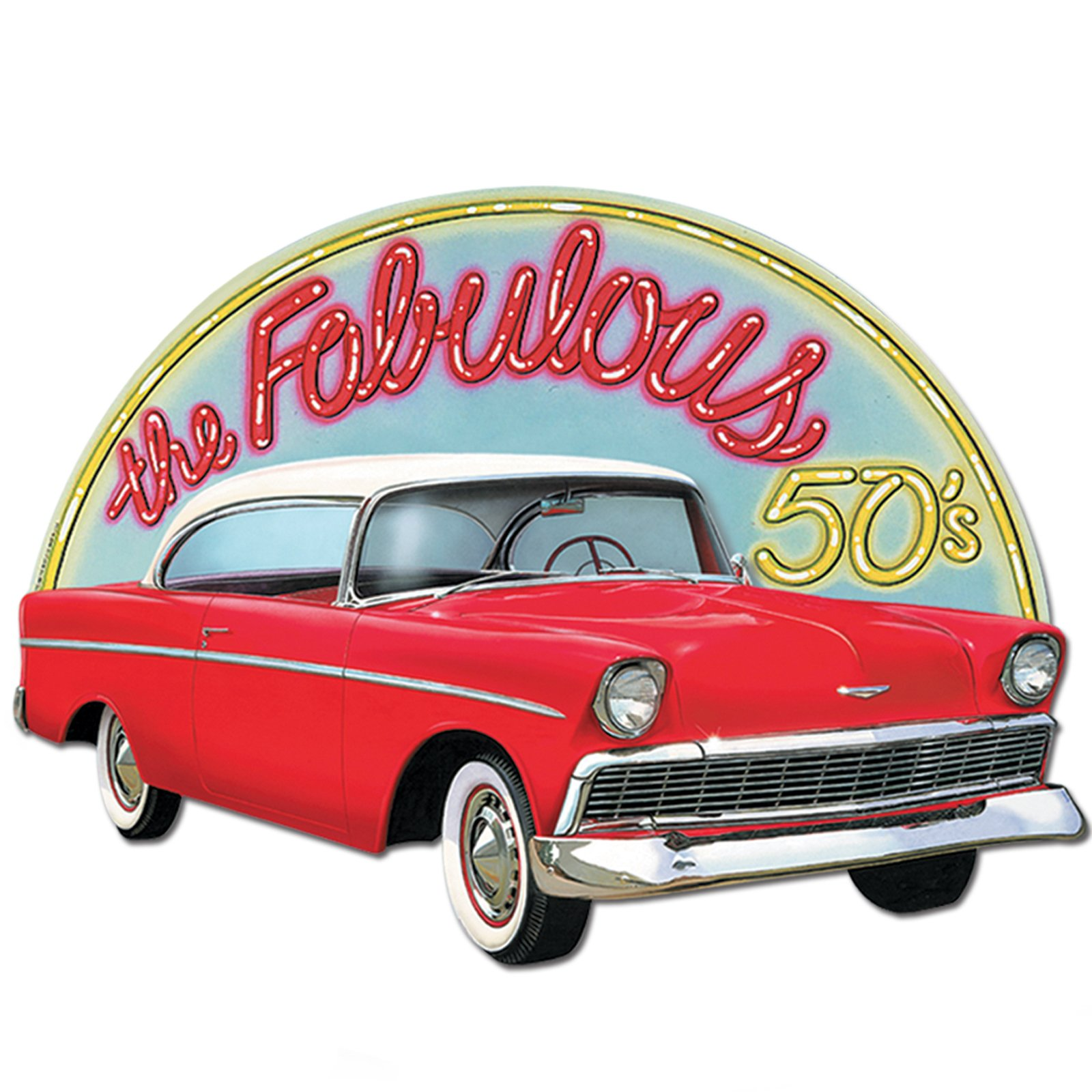 Cheap 1950 S Fabulous 50 S Sign At Go4costumes Com