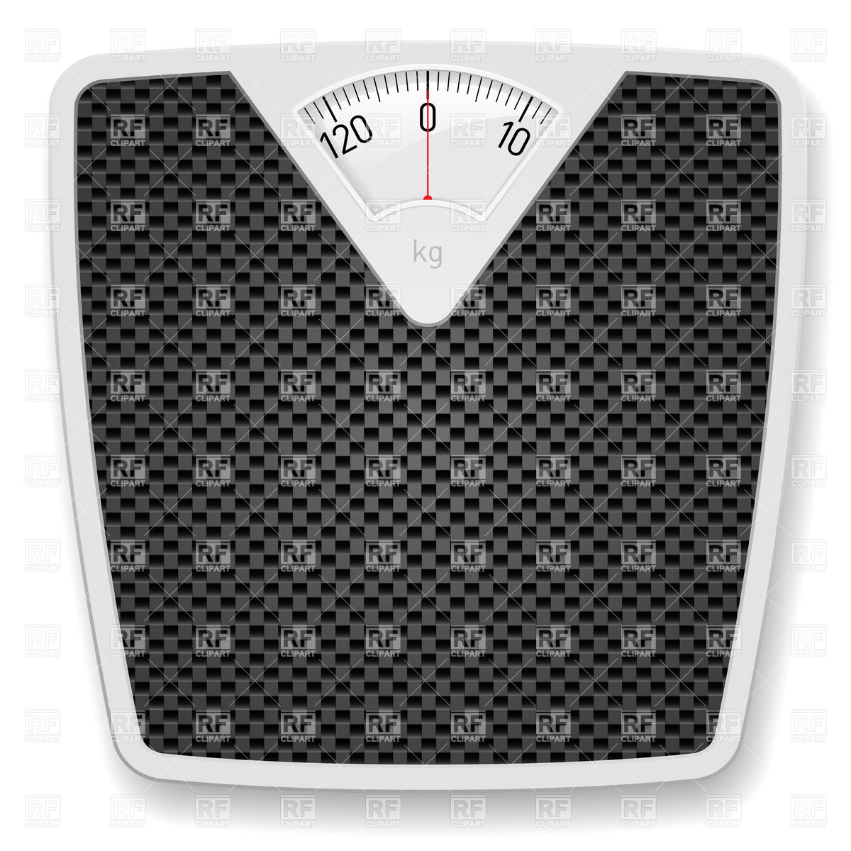 Clipart Bathroom Scale