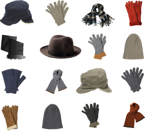 Clipart Hats Scarves And Gloves More Info Pictures
