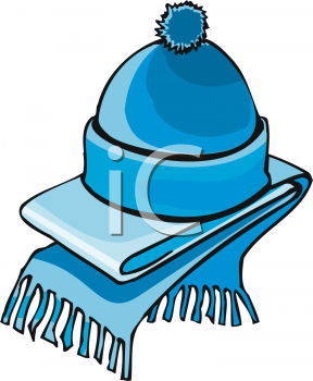 Hats Gloves Clipart
