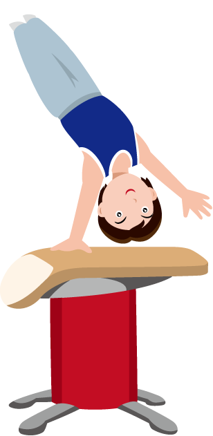 Male Gymnast Clipart - Clipart Kid