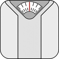 Weight Scale Clip Art