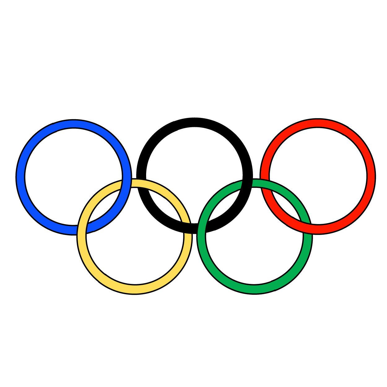 11 Olympic Rings Clip Art   Free Cliparts That You Can Download To You